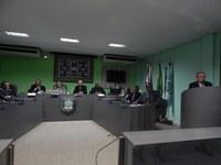 Bispo Dom Josafá participa de sessão ordinária na Câmara Municipal de Formosa do Rio Preto