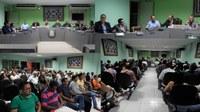 Câmara encerra período Legislativo com aprovação de dez indicações e um projeto de Lei