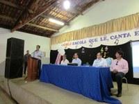 Câmara Municipal de Formosa do Rio Preto participa de audiência pública com a Embasa