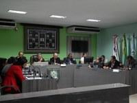 Duas indicações compõem a sessão ordinária da Câmara de Vereadores