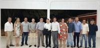 Representantes do Poder Público de Formosa em encontro com Cônsul da Coreia do Sul