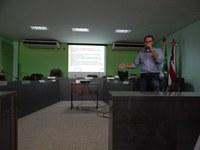 Servidores do Poder Legislativo participam de palestras