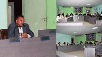 Vereador Alcides apresenta indicação que beneficiará zona rural de Formosa