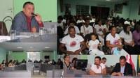 Vereador Alcides propõe parceria entre o Município e grupos de capoeira