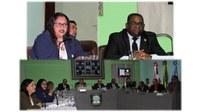 Vereadores aprovam dois Projetos de Lei em Sessão Ordinária