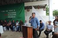 Vereadores de Formosa prestigiam o I Dia de Campo dos cursos profissionalizantes do Cetep